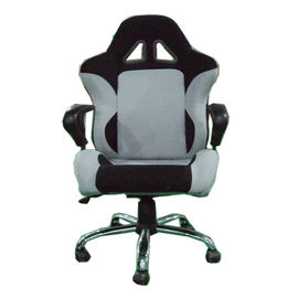office chair material. Customized Fully Adjustable Office Chair With Bucket Seat PU Material 150kgs