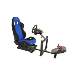 Adjustable Racing Play Station Racing Simulator Seat untuk mobil 1012C
